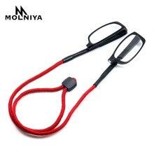 a941c66b1 New Atualizado Vermelho Pendurado No Pescoço Frente Magnética Ímã Óculos de  Leitura Das Mulheres Dos Homens