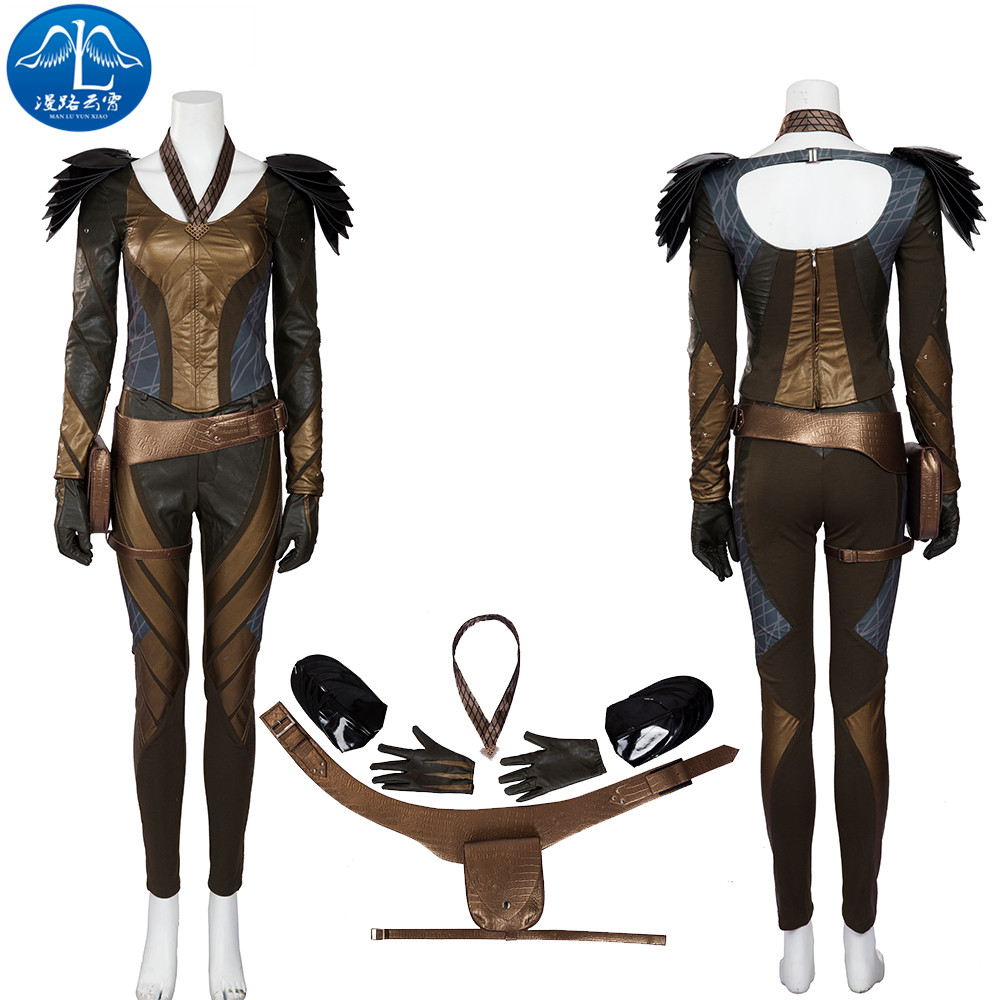 ManLuYunXiao Hawkgirl Costume The Flash Arrow Cosplay Costume For Halloween Women Basic Cosplay Custom Made Adult Free Shipping