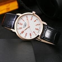 Nouvelle Marque Homme Ultra Mince Cadran Étanche Quartz Montre-Bracelet De Mode Casual Business Style Homme Montre Analogique Montre Homme 0523