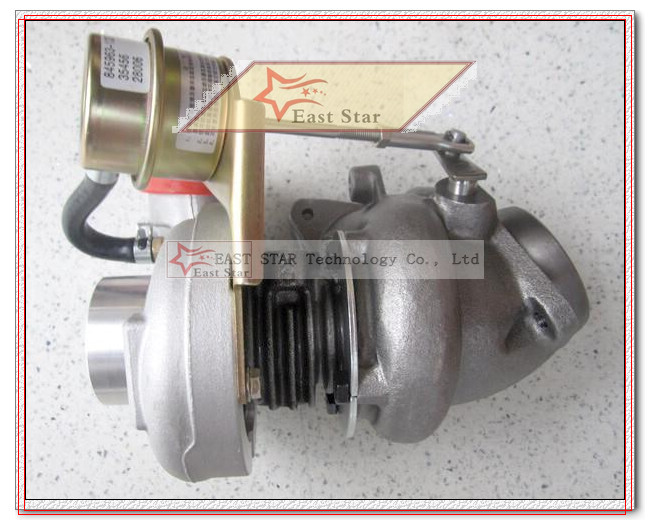 Turbo For Mercedes Benz Sprinter I VAN 212D 312D 412D 1996-2006 OM602 2.9L GT2538C 454207 454207-5001S A6020960899 Turbocharger (6)