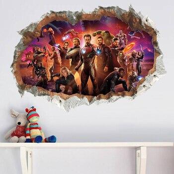 3D Avengers 50*70cm