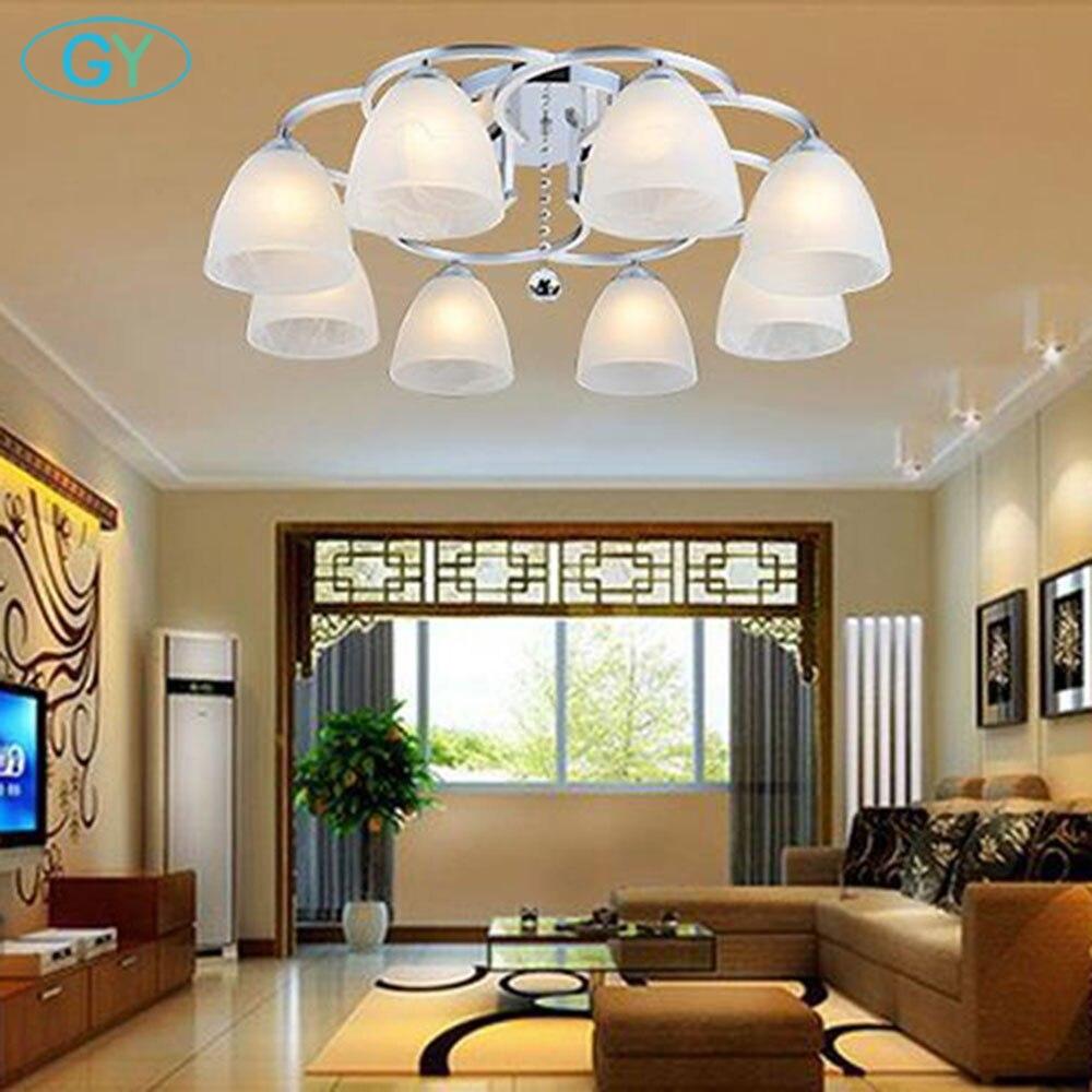 Moder wood ceiling lamps/lights home lighting living room corridor ...
