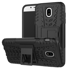 Case For SAMSUNG Galaxy J530 J5 2017 EU Eurasian Version PC + Silicone Rugged Grain Anti Shock Armor Case For Samsung J530 Cover aoluguya anti shock snow water resistant pc silicone case for samsung galaxy s4 i9500 black