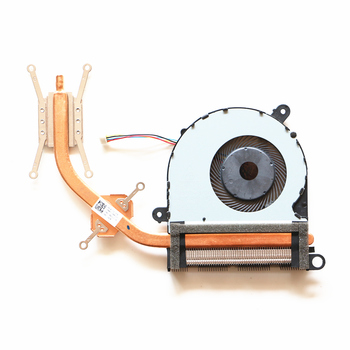 laptop cpu fan for asus UX310 ux310uq rx310 U4000U cpu cooling fan With heatsink image