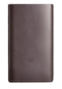 Image 2 - 100% Original Xiaomi Mi ngân hàng điện 10000 mah Pro Protetive case PU Leather Pouch Bìa Mi 10000 powerbank pro trường hợp (không có PowerBank)