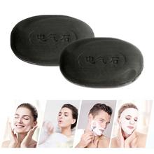 Whitening facial soap deep cleansing black oil control lifting firming face Wash Hair Care Bath Skin