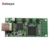 Crystal upgrade XMOS XU208 DAC + cpld card USB digital interface I2S DSD output for AK4497 ES9018 ES9028 ES9038 decoder E4 007