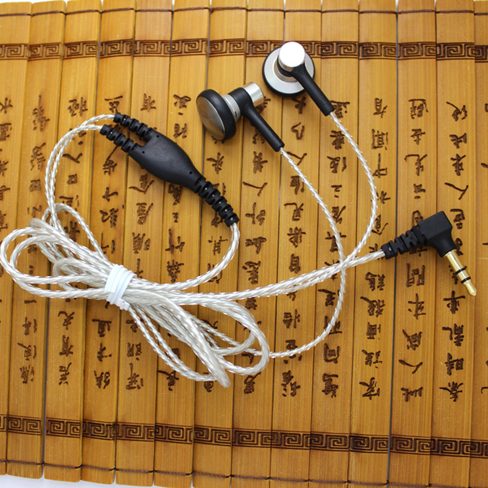 Hot Selling FENGRU DIY In-ear Earphones Flat Head Plug DIY Earphone HiFi Bass Earbuds DJ Earbuds Heavy Bass Sound Quality durian powder durian extract from fresh durian in hot selling 1kg