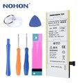 Оригинальные NOHON Батарея Для Apple iPhone 5S Высокая Емкость 1700 мАч Бесплатный Ремонт Станков С Розничным Пакетом