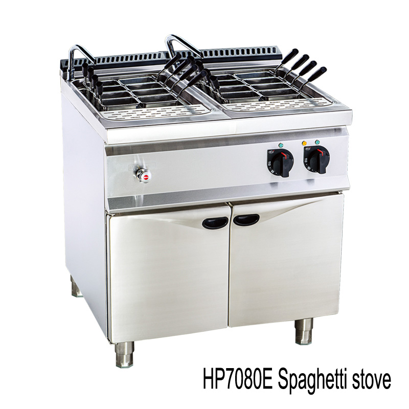 HP7080E Multifunctional Cooking Stove Hot Powder Machine Commercial Jet-type Spaghetti Furnace Equipment 380V 1pc