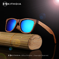 2017 New HOT Products Men Women Sunglasses Bamboo Sunglasses HD Polarized au Retro Vintage Wood Lens Handmade Wooden Frame