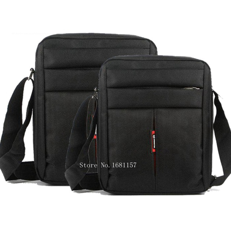 Fashion Waterproof Oxford Men Messenger Bags High Quality Crossbody Men's Shoulder Bag Casual Male Handbag Business Travel Bags