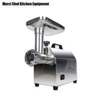 110-240 V Heavy Duty corrente Doméstica Moedor de Carne Elétrico Fabricante de Salsichas de Carne Moedor de Alimentos Moagem Máquina de Picar