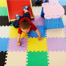 Marjinaa baby EVA Foam Play Puzzle Mat/10pcs/lot Interlocking Exercise Tiles Floor Mat for Kid pad floor for baby games(China)