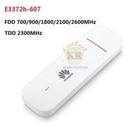 Débloqué Huawei E3372 E3372h-607 4G LTE 150 Mbps USB Modem 4G LTE USB Dongle USB Bâton Datacard PK e3276 e8372 e398 e5776