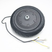 M365 scooter motor 36V 250W electric scooter motor wheel 8.5 inch for XiaoMi M365 scooter brush motor 36v 450w my1020zxfh decelerating motor with fan for electric tricycle scooter unite motor