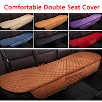 Car seat covers summer premium car seat cushion full cover monolithic for toyota Double seat car interior accessories