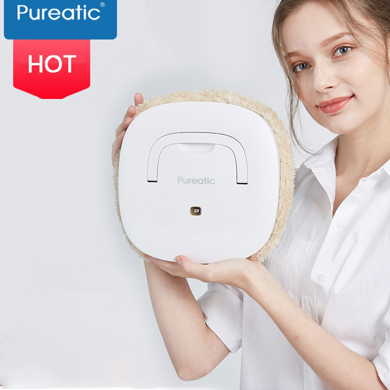 2019 Newest Intelligent Mopping Robot Wet And Dry Use 2 Colors USB Electric Vacuum Cleaner Robot With Free Mops Aspirador2019 Newest Intelligent Mopping Robot Wet And Dry Use 2 Colors USB Electric Vacuum Cleaner Robot With Free Mops Aspirador
