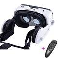 Z5 3D VR Box Google Cardboard Boss Movie Glasses Virtual Reality Headphones Head Mount Helmet Headset For iOS Android + Gamepad