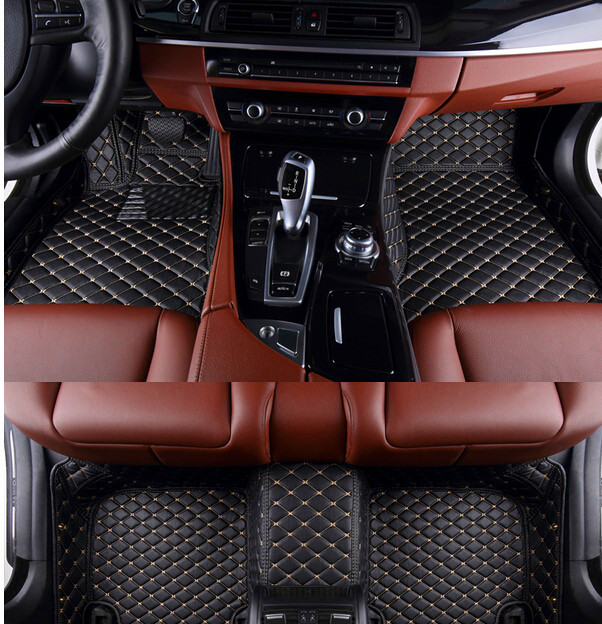 Good quality rugs! Custom special car floor mats for Lexus LS 500h 2018 waterproof durable carpets for LS500h 2019,Free shipping