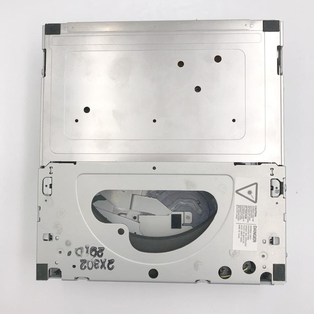 Original new PCB 26023 4CD drive mechanism for Volvo chrysler audio кухонная мойка smeg vstq 40 2