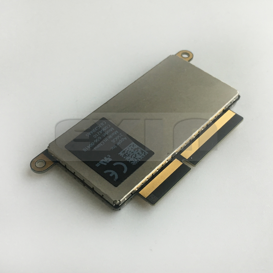 """Image 4 - Used for MacBook Pro Retina 13.3"""" A1708 SSD 256GB 256G PCI E SSD 2016 2017 656 0041C 656 0044A 656 0076A 656 0041B 656 0067A-in Computer Cables & Connectors from Computer & Office"""