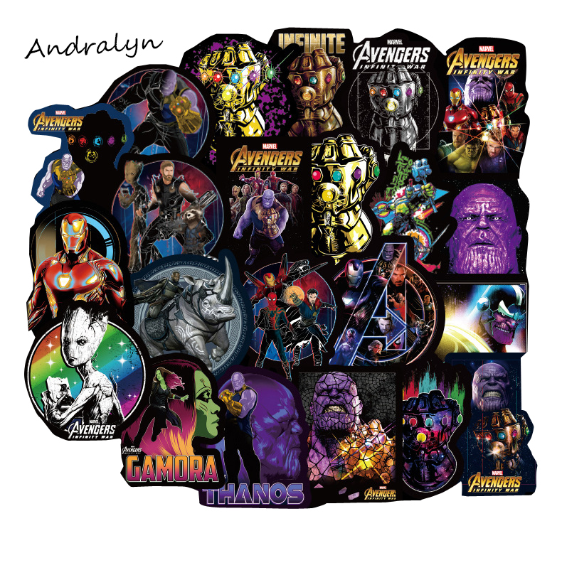 108 Pcs/Set Marvel Movie AVENGERS Characters Graffiti Stickers For Luggage Laptop Notebook Car Motorcycle Toy Phone108 Pcs/Set Marvel Movie AVENGERS Characters Graffiti Stickers For Luggage Laptop Notebook Car Motorcycle Toy Phone