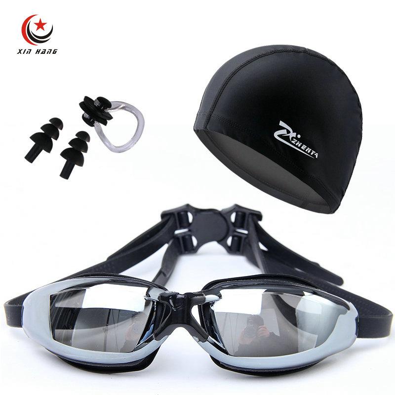 Un conjunto de 3 piezas para hombre, miopía profesional, gafas de - Ropa deportiva y accesorios