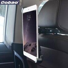 Cobao 9.5 9.7 10 11 12.9 14.5 pulgadas tablet pc stand grande tamaño soporte de la tableta del coche reposacabezas soporte para coche para 9.7 12.9 ipad pro