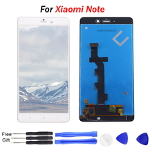 For Xiaomi MI Note LCD Display MI Note display Touch Screen with frame Digitizer Replacement For Xiaomi MI Note lcd screen parts все цены