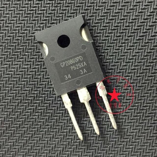 10 قطعة GP20B60PD إلى 247 جديدة ومبتكرة