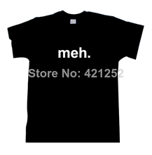 IT Crowd Roy Geek meh.Funny  T-shirt Tee More Colors Mens Womens