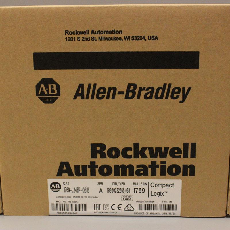 1769-L24ER-QB1B 1769L24ERQB1B PLC Controller,New & Have in stock
