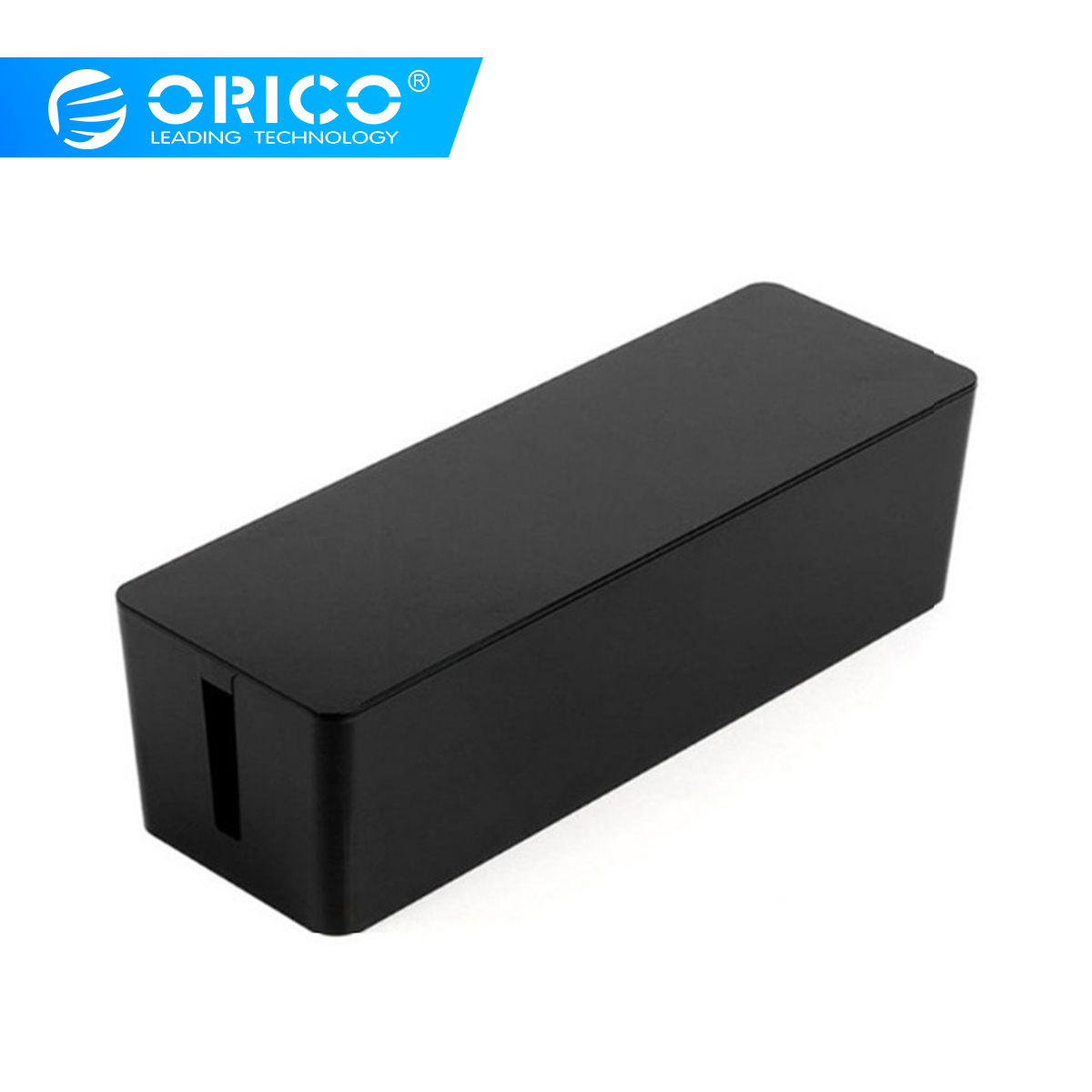 ORICO PB3218 Fireproof Socket Storage Boxes  Storage Box Desk  Dustproof Protection Holder Safety Socket