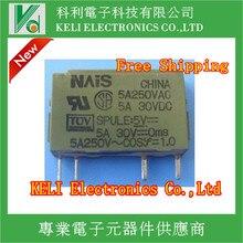 Бесплатная Доставка 5 шт./лот PA1A-5V PA1A 5 В 5A240VAC100% Новый Оригинальный