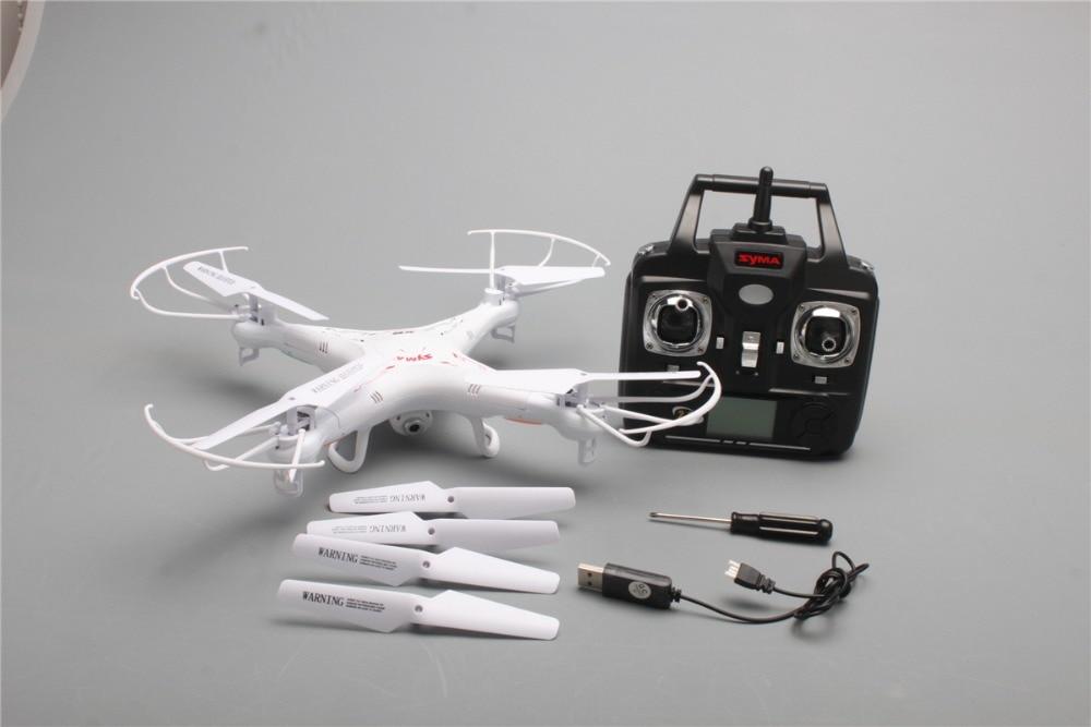 Syma X5C Explorers RC Quadcopter 2,4G 4CH 6 axis gyro Fernbedienung RC Hubschrauber UFO Mit HD Kamera RTF (Kleine Paket) - 3