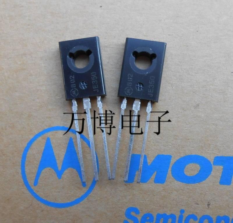 30pair MOT original out of print MJE340 (short legs)/MJE350 ( Audio electronics free shipping