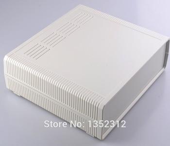 290*260*80mm 4 pcs/lot IP55 waterproof plastic enclosure for electric ABS electronic cabinet junction enclosure housing DIY box