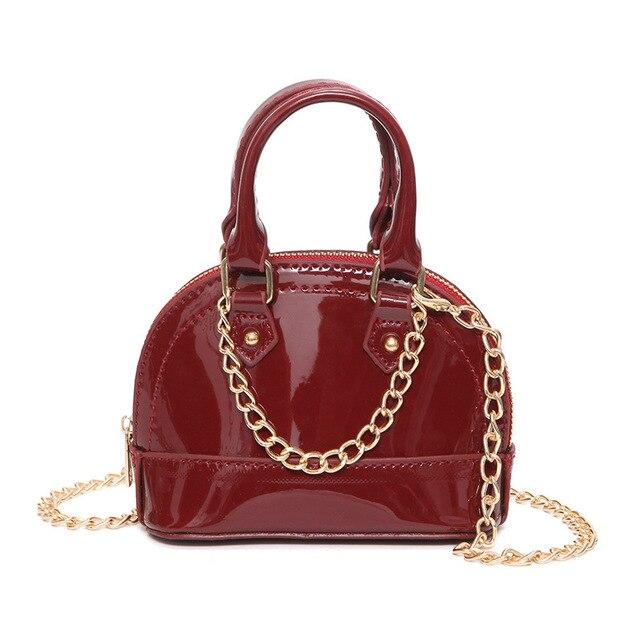Kids Cute Bags 2017 Mini Pu Handbags For S Chain Crossbody Bag Children Messenger