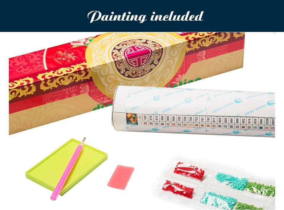 針仕事 3D ダイヤモンド刺繍フル樹脂写真家の装飾モザイク diy 5d ダイヤモンド塗装蝶 & ドリームキャッチャーギフト