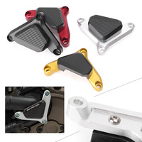GZYF Motorcycle Water Pump Guard Cover for Monster 1200 R/S 821 2014 16 Diavel 2010 2011 2012 2013 2014 2015 2016 2017