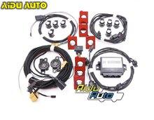 Użyj FIT dla POLO PQ25 Park Pilot Parking przedni i tylny czujnik 8K z OPS 7E0 919 475 J/L 7E0919475J/L
