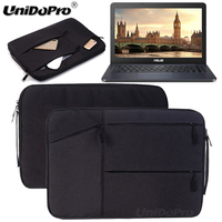 Unidopro Multifunctional Sleeve Briefcase Notebook Case For ASUS E402MA Mallette 14inch Laptop Aktentasche Carrying Bag Cover