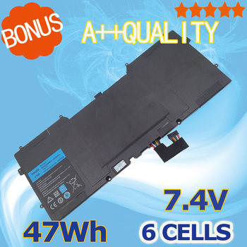 ApexWay 47Wh C4K9V Y9N00 0Y9N00 489XN PKH18 0PKH18 Battery For Dell  XPS 12-L221x 12-9Q23 13 13D 13R 13R2 L321X 13Z L322X genuine for dell for xps 13 l321x cooling heatsink 3ww1r