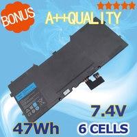 Nouveau Rechargeable Batterie D'ordinateur Portable Y9N00 pour Dell 3H76R 489XN XPS 13 XPS 12 XPS 13-L322X XPS L321X Série