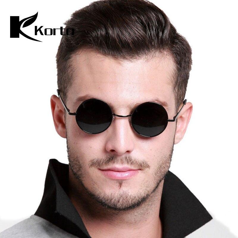 276439462c John Lennon polarizado de Hippie Vintage, gafas de sol para fiesta gafas de sol  redondas de los hombres lentes de círculo Hip Hop divertida tonos hombre