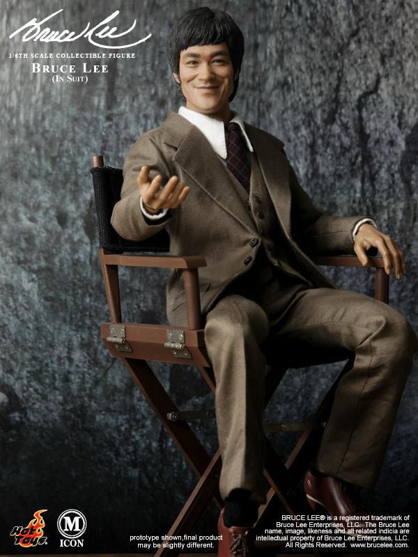 1/6 scale figure doll Smile version Bruce Lee Suit Edition 12 Action figure doll Collectible Figure Plastic model toy 1 6 scale figure doll hulk bruce banner action figure doll collectible figure plastic model toys