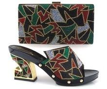 ที่มีคุณภาพสูงรองเท้าผู้หญิงแอฟริกันและถุง,จับคู่ผู้หญิงปั๊มรองเท้าและกระเป๋าสำหรับพรรคและจัดงานแต่งงาน! MVZ1-1
