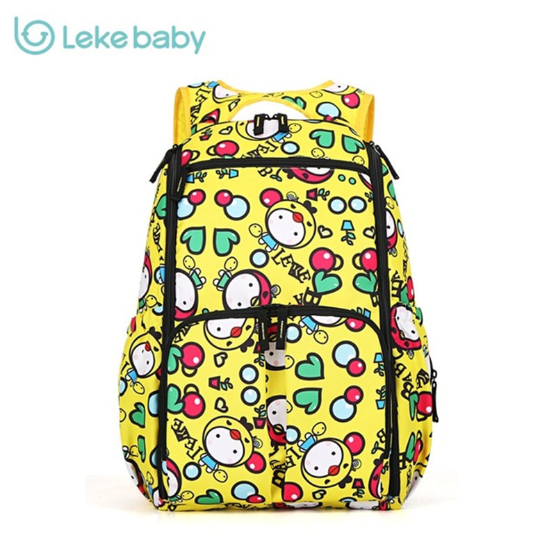 Diaper Bag Stroller Mummy Maternity Changing Nappy Diaper Organizer Baby Bags For Mom Backpack aimababy 2017 new pu designer baby diaper nappy changing mummy maternity bag organizer bags for mom backpack bolsa maternidade