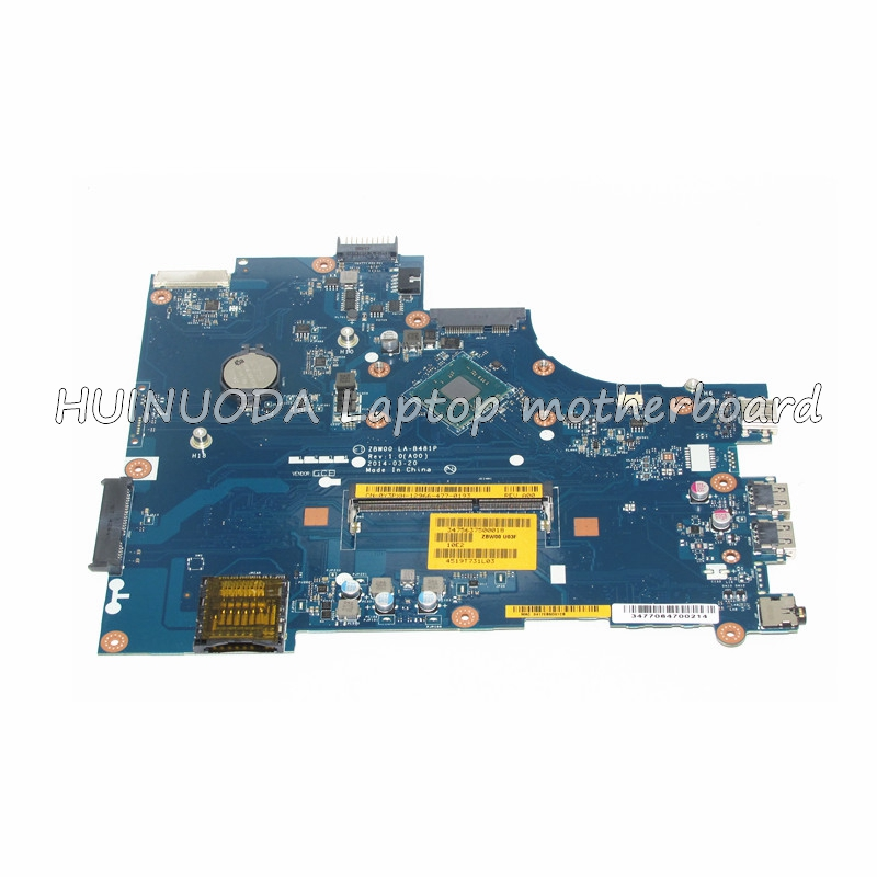 NOKOTION brand new CN-0Y3PXH 0Y3PXH For Dell inspiron 15 3531 laptop motherboard ZBW00 LA-B481P SR1W2 N3530 CPU Onboard DDR3 free shipping laptop motherboard for 3531 028v9w la b481p n2830 cpu